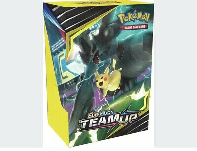 Pokemon TCG Team Up Build & Battle Box Prerelease Kit Sun & Moon
