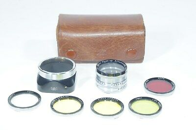 Aires Bay I filter and shade set for Rolleiflex bay I
