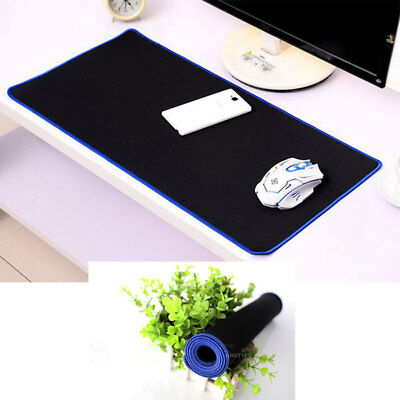 80 X 30cm Extra Large Gaming Keboard Mouse Pad Desk Mat for PC Laptop Anti-Slip