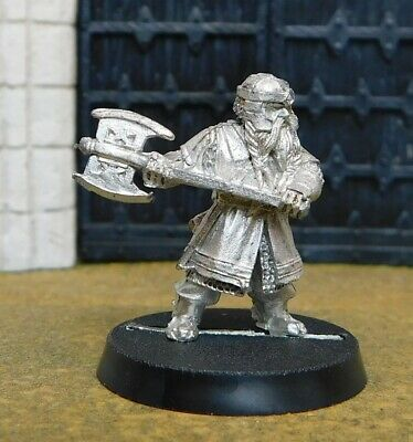 GIMLI FELLOWSHIP - Lord Of The Rings Metal Figure(s)