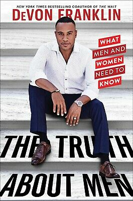 The Truth about Men by DeVon Franklin (2018, Hardcover)