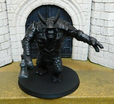 MORDOR TROLL - Lord Of The Rings Plastic Figure(s)