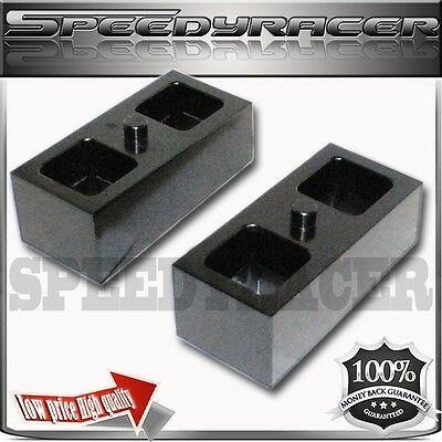 "3"" Universal Aluminum Billet Block for leveling lift"