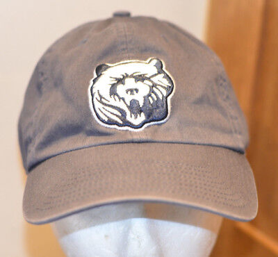 c07e1eff2 Chicago Bears  47 NFL Team Fitted Hat Size L Casual Cap Throwback Bear Logo  RARE
