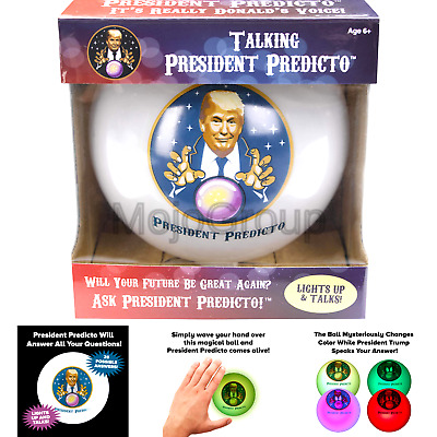 The Greatest Way to Your Donald Trump Fortune Teller Ball President Predicto
