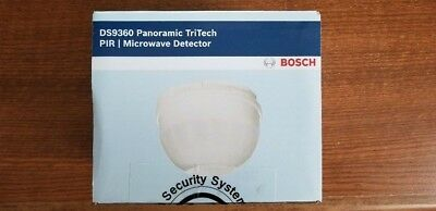 Bosch DS9360 Ceiling-Mount TriTech Motion Detector w 360 Degree Coverage NEW !!!