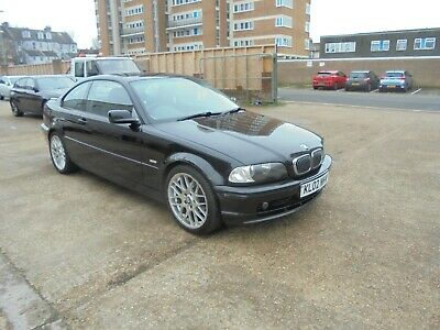Bmw 318Ci Se Coupe Spares Or Repairs
