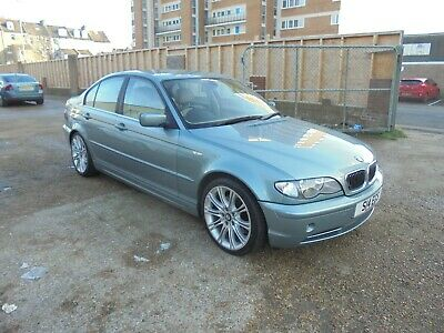 Bmw 330I Se Auto 4 Door Saloon With Private Reg