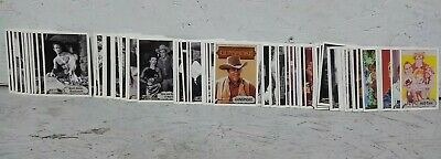1993 Pacific Gunsmoke Trading Cards - Complete Set of 110 Cards