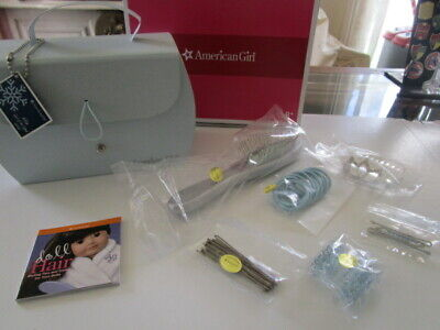 American Girl Doll Mia's Hair Clips & Case in Box
