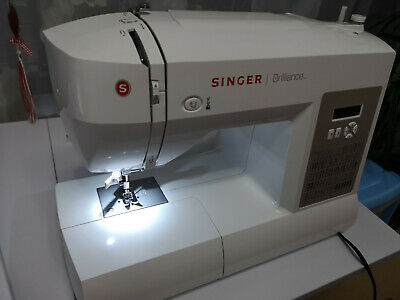 Singer Brilliance Model  6180 Electronic Sewing Machine Returns Stock Bargain