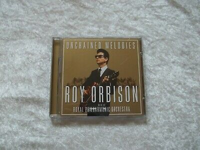 Roy Orbison /royal Philharmonic Orchestra Unchained Melodies Cd Sony 19075910752