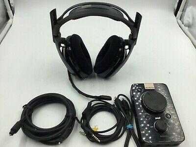 ASTRO GAMING Tournament Ready A40 TR Headset with MixAmp™ Pro for PS4, PC #45VzA