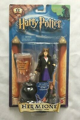 HERMIONE - Harry Potter & the Chamber of Secrets - Slime Series, NEW 2001 Mattel