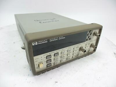 HP 53131A Universal Frequency Counter, 225MHz, opt 010