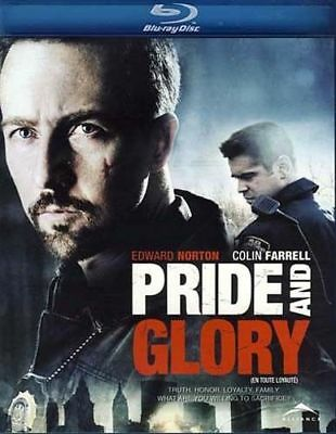 Pride and Glory Blu-ray Free Shipping in Canada