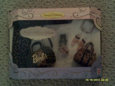 Barbie Millicent Roberts Collection Limited Ed Final Touches Signature Series
