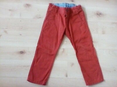Burnt orange Marks and Spencers trousers age 2-3