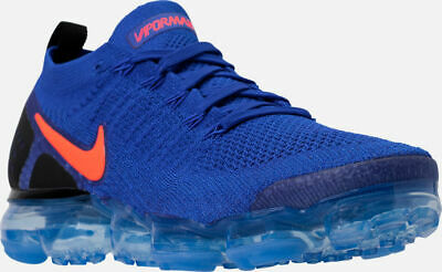 b61dbe820aed Nike Air Vapormax Flyknit 2 Running Shoes Racer Blue   Crimson S 10.5 942842  400