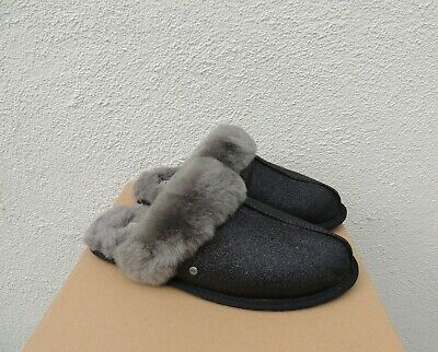468c15b9206 UGG CERAMIC SCUFFETTE Ii Snake Leather Sheepskin Slippers, Us 10 ...