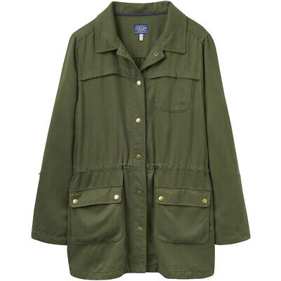 Joules Womens/Ladies Cassidy Safari Stylish Lightweight Casual Jacket
