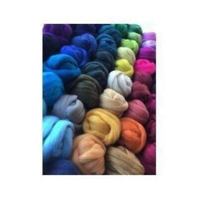 57 Colors Large Complete Set - Wool Top