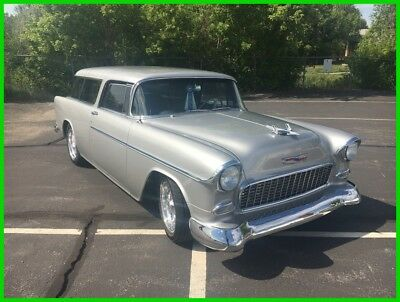 1955 Chevrolet Nomad  1955 Used RWD