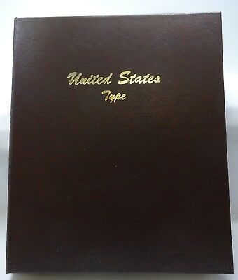 1838 - 2000 Starter type set in Dansco Album 43 coins