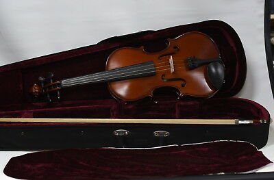 Alfred Stingl by Hofner AS-060-9-V Violin - Size 4/4 - In Excellent Condition