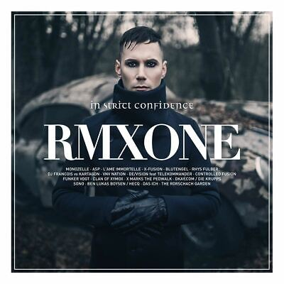 IN STRICT CONFIDENCE RMXONE LIMITED 2CD Digipack 2019 (VÖ 22.03)