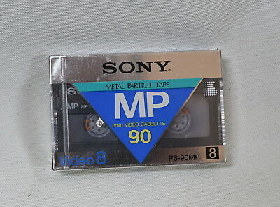 Sony Video 8 MP90 8mm Video Cassette Tape (P6-90MP) - NEW
