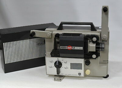Eumig Mark M Super 8 Film Projector
