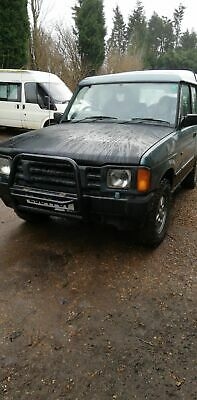 Land Rover Discovery 1994 2.5 Diesel