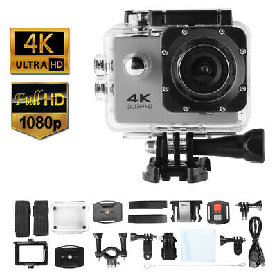 16MP WiFi 4K Ultra HD Underwater Waterproof Sports Camera Video Camcorder LF870
