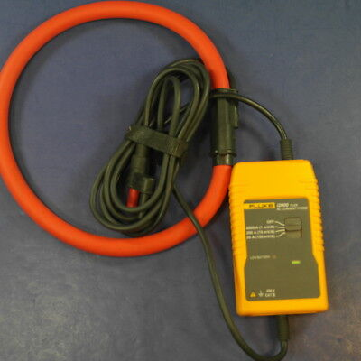 Fluke i2000 Flex AC Current Probe, Excellent condition!