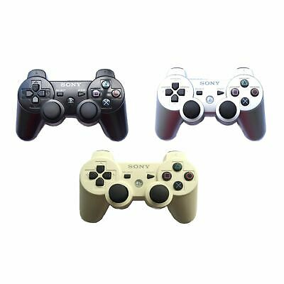 Official Original Sony PS3 Six Axis Playstation 3 Controller Multiple Colours