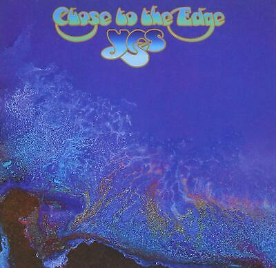 New 2019 YES Close To The Edge STEVEN WILSON REMIX JAPAN MINI LP UHQ F/S