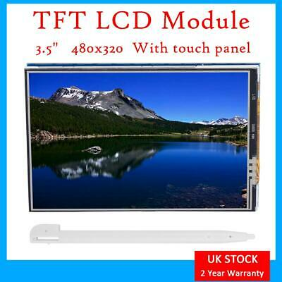 "3.5"" TFT LCD Display Module 480x320 for Arduino & MEGA 2560 Board + Touch Panel"