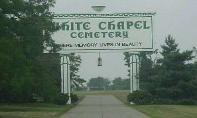 White Chapel Cemetery Burial Grave Plot - Chapel Hill Memorial Gardens Osceola Indiana