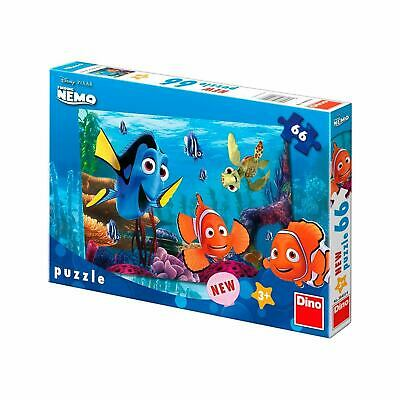 Disney Pixar Finding Nemo Dory Kids Jigsaw Puzzle 66 Piece 3+ Ocean Sea Children