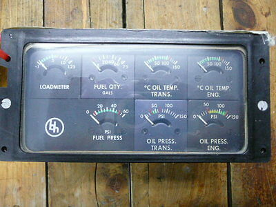 Bell 206 helicopter 7 instruments cluster P/N 206-070-473-7