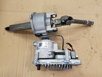 03-10 Vauxhall Meriva A Electric Power Steering Column 26108652 07A 93192410
