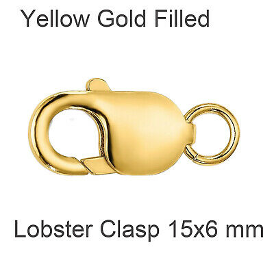 Fsa245 Genuine Real 18K Yellow G/F Gold Solid Ladies Mens Belcher Necklace Chain