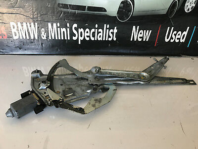 Bmw Window Regulator & Motor Z3 Z3M Right Passenger Side Oem # 51338397706