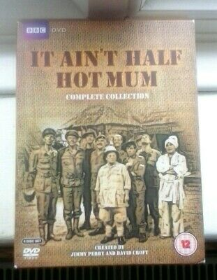 It Ain't Half Hot Mum - Complete Collection (DVD, 9 Disc Set) All Series 1-8