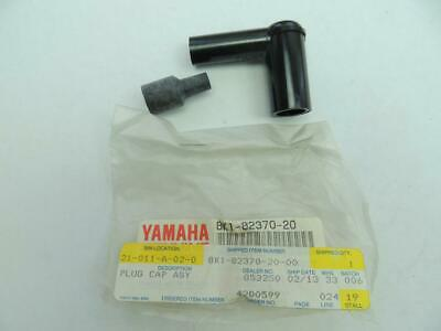 8K1-82370-20 NOS Yamaha Plug Cap Assembly With Resistor Y94b