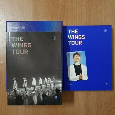 BTS 2017 The Wings Tour In Seoul DVD Live Trilogy Episode III Set RM PC