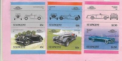 SET OF 3 MINT STAMPS - 45c - 60c -$1.50