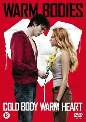 Warm Bodies (DVD, 2013, Canadian) Free Shipping in Canada