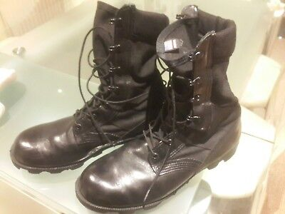 Altama US Army British Issue Jungle Boots size 9w